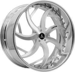 Artis Forged wheel Sin City