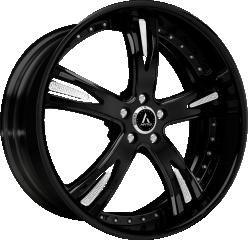 Artis Forged wheel Freemont