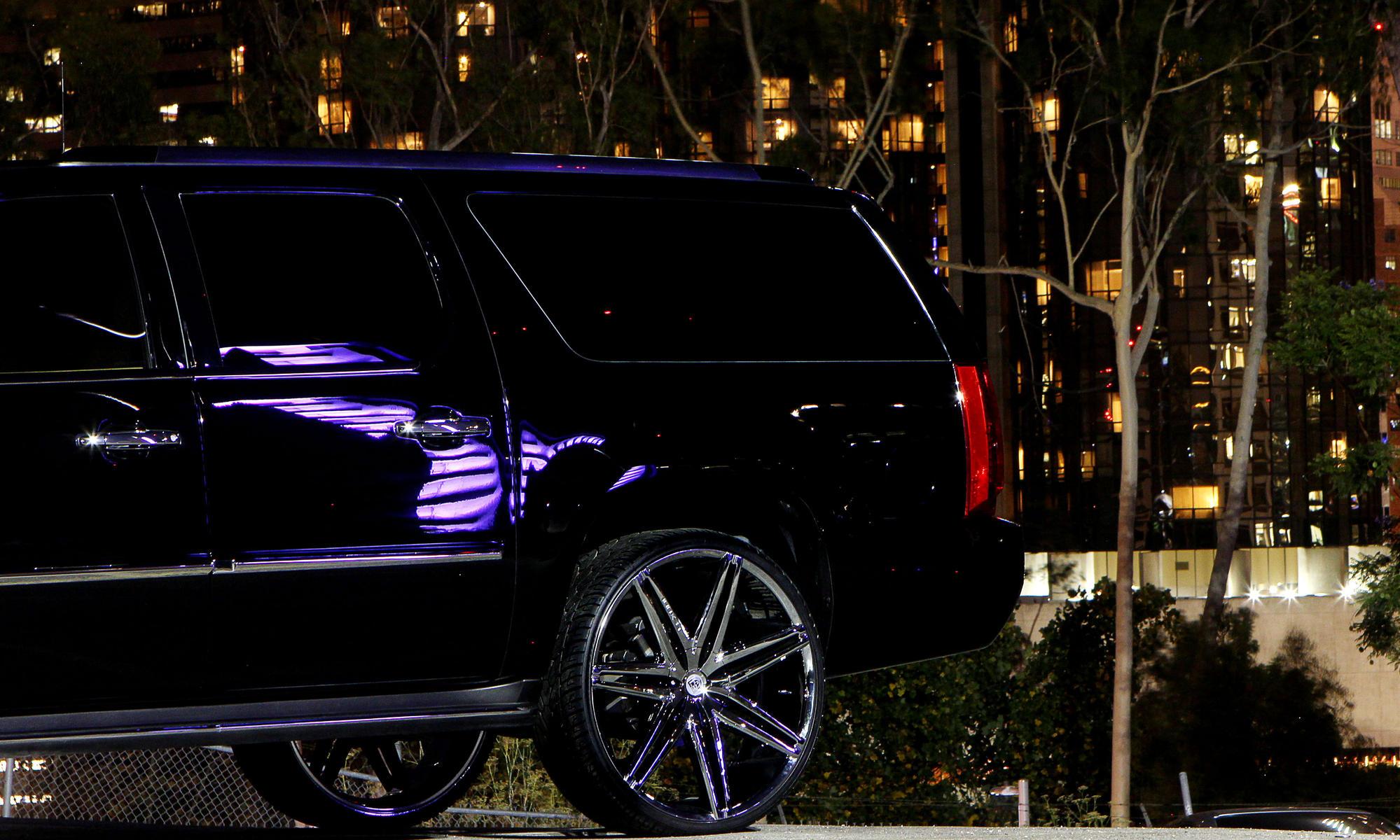 Lexani luxury wheels vehicle gallery 2012 cadillac escalade