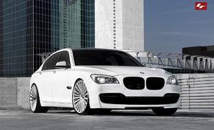Custom LZ-722 on the 2013 BMW 750.