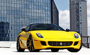 Custom LZ-102 on the 2013 Ferrari 599.