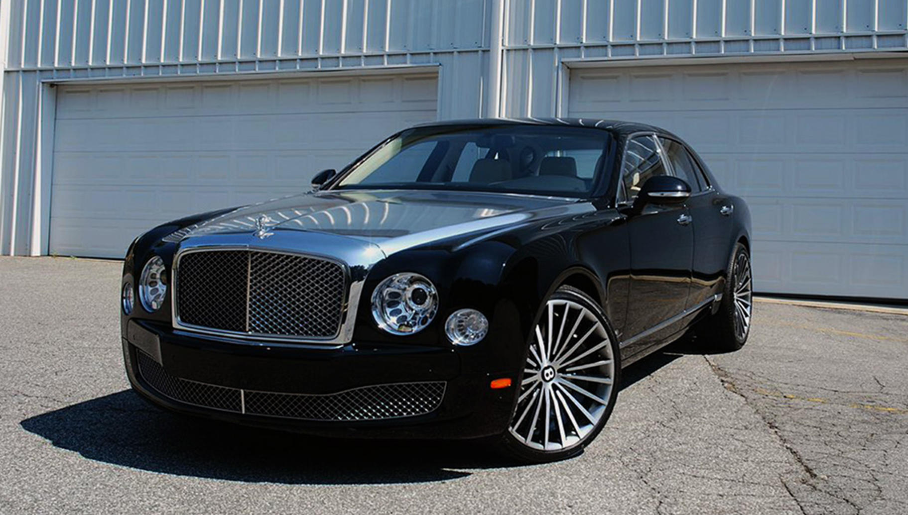 Piroq+Reseptleri bentley mulsanne with custom rims Car Pictures