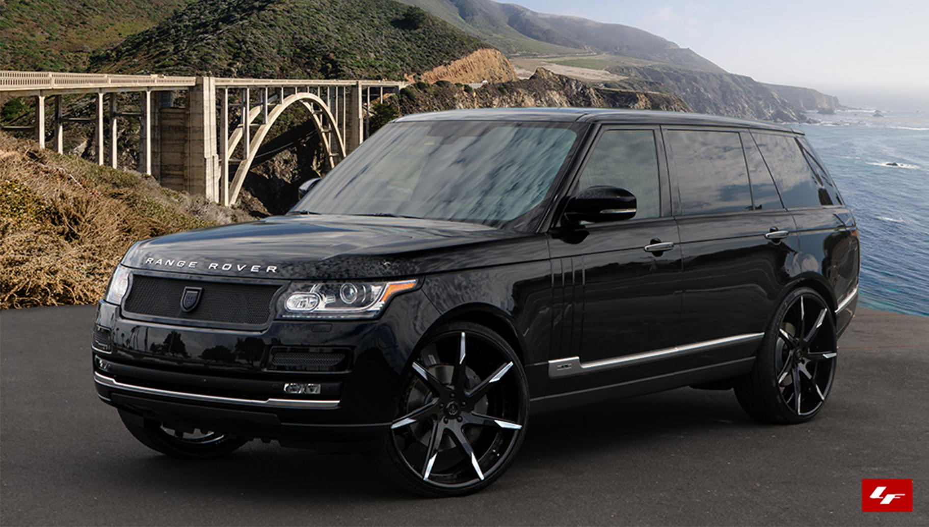 Lexani Luxury Wheels | Vehicle Gallery - 2014 Land Rover Range Rover
