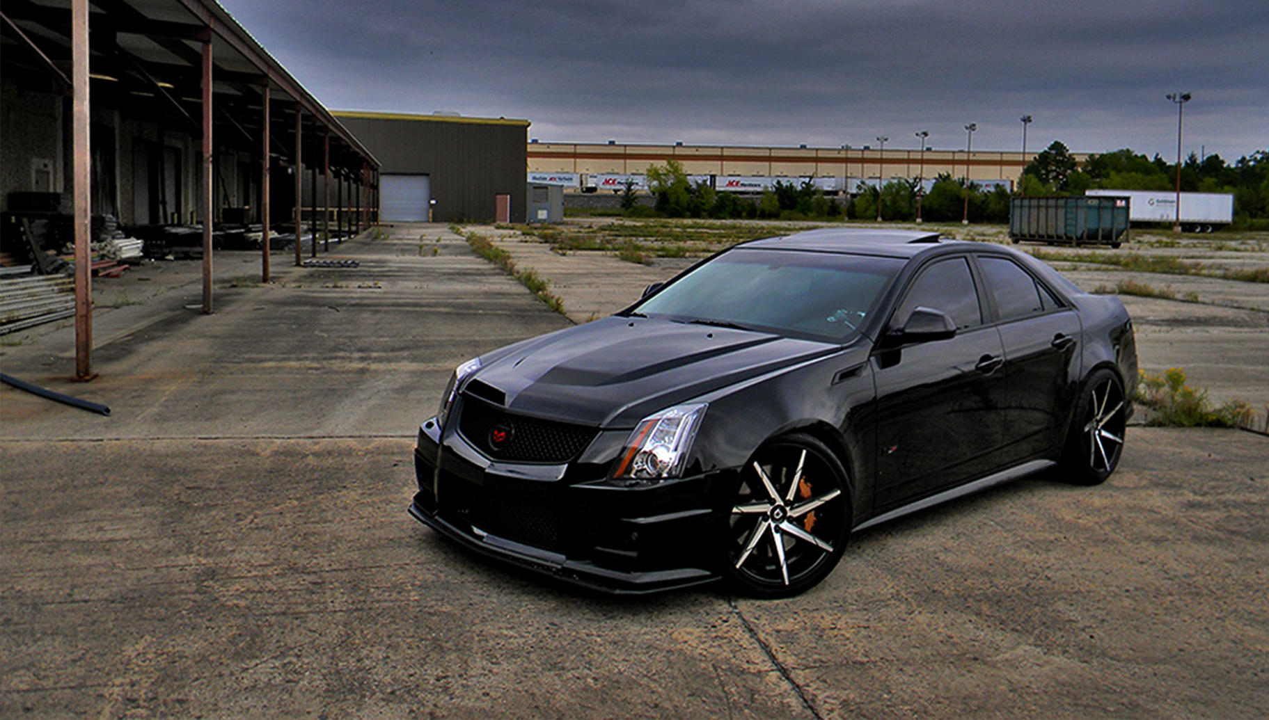 lexani luxury wheels vehicle gallery 2015 cadillac cts v. Black Bedroom Furniture Sets. Home Design Ideas