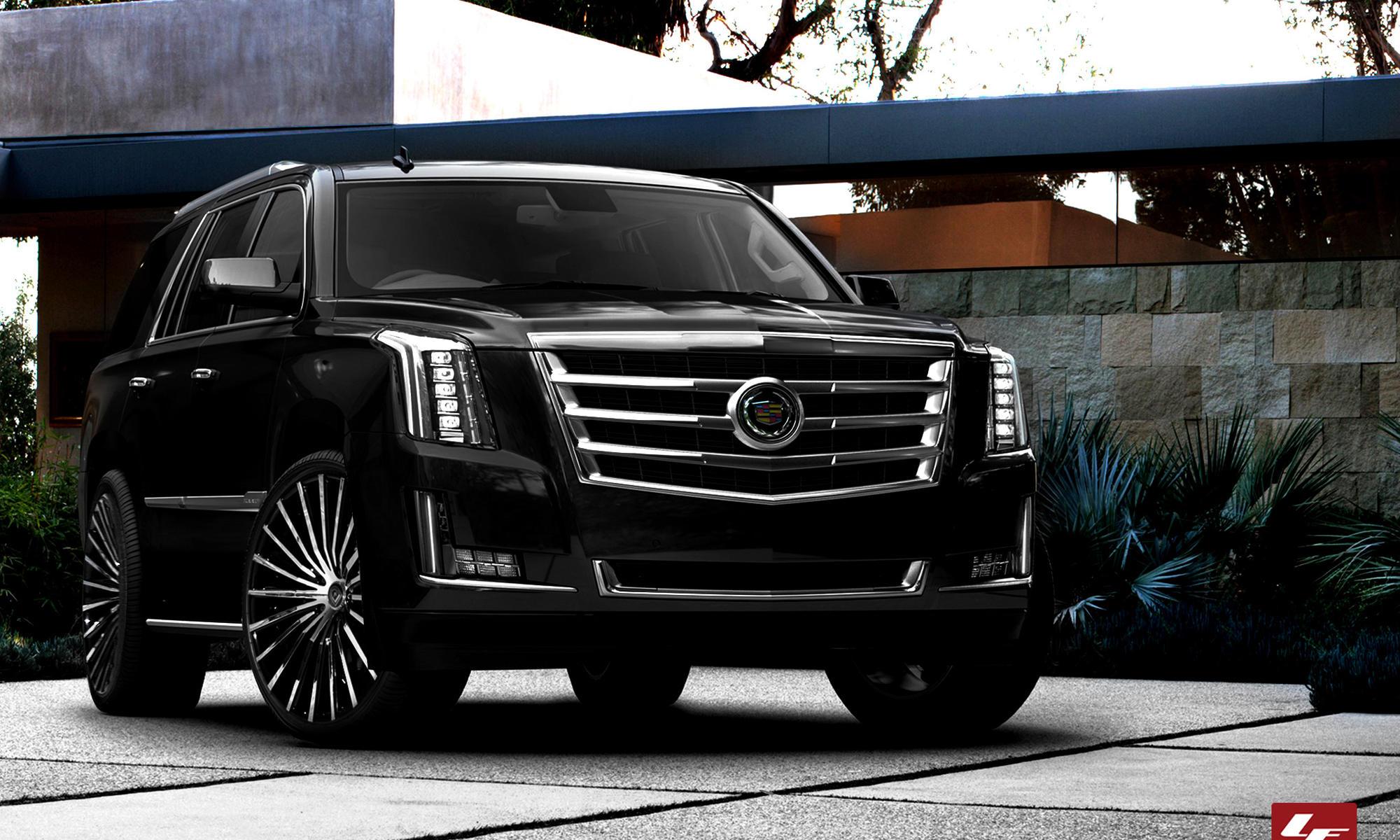 2015 Cadillac Escalade Ext Car
