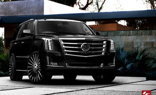 Custom LZ-722 on the 2015 Cadillac Escalade.