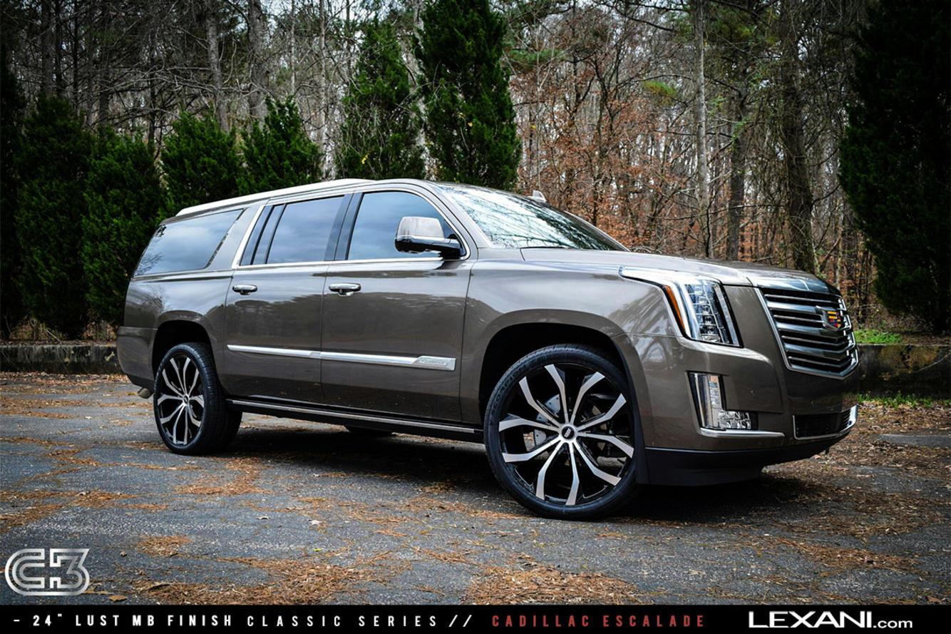 2015 Cadillac Escalade Wheels | Autos Post