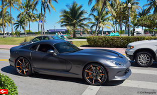 CSS-7 Custom Finish on 2015 Dodge Viper
