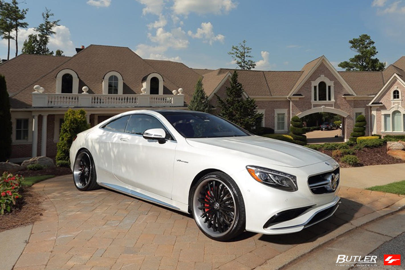 2015 mercedes s550 coupe on lf 722