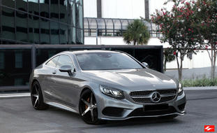 2015 Mercedes S550 Coupe on LZ-103