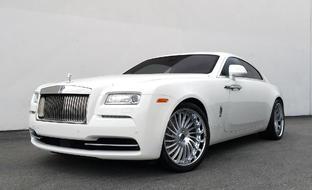 2015 Rolls Royce Wraith on LF-722