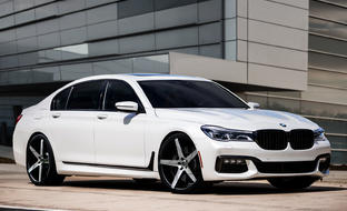 2016 BMW 7 Series on Invictus-Z
