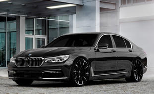 2016 BMW 7 Series on CSS-15 MBT
