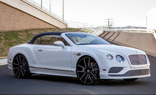 2016 Bentley Continental GT Speed Convertible on Gravity