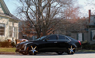 Cadillac CTS on Invictus-Z