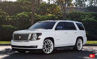 2016 Chevy Tahoe on LS-707