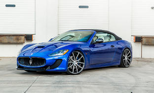 2016 Maserati Gran Turismo MC on Gravity