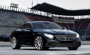2016 Mercedes S65 on LZ-753