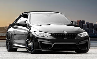 BMW M4 on Bremen - MBT Finish