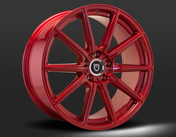 Custom - All Red Finish