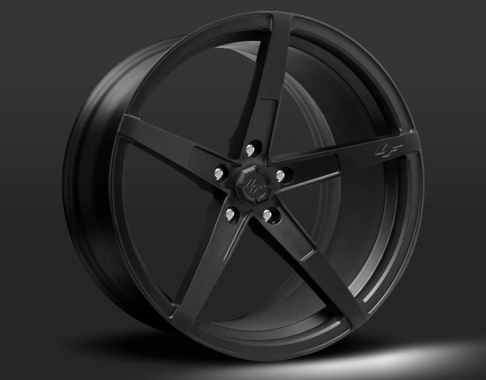 Custom - Full Flat Black.
