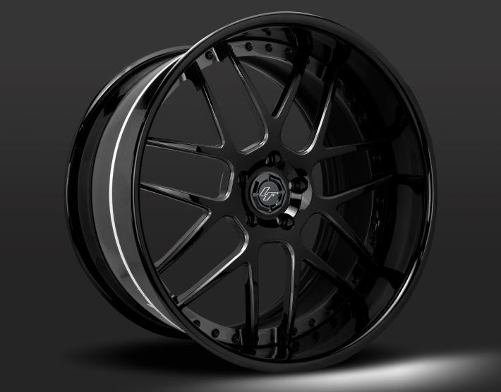 Full Gloss Black