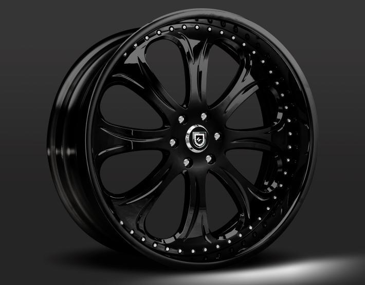 FB - Full Gloss Black.