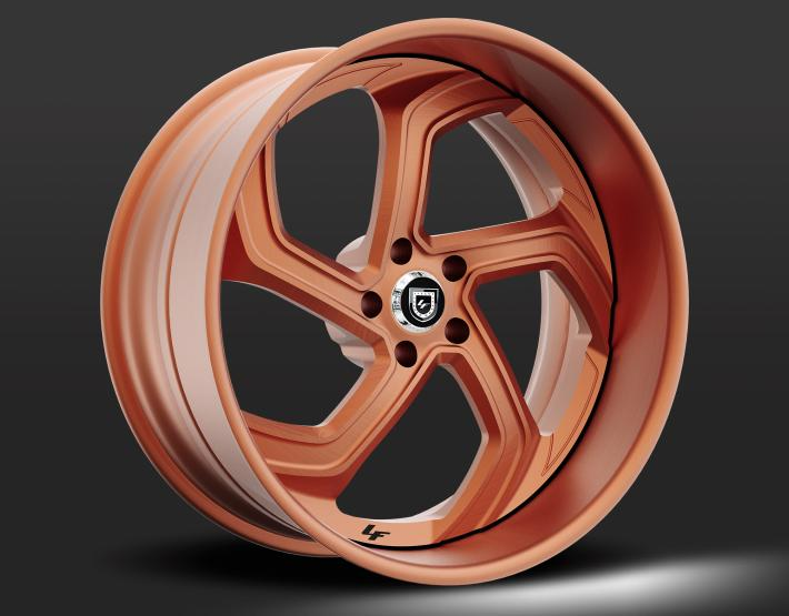 Custom - Brushed Copper