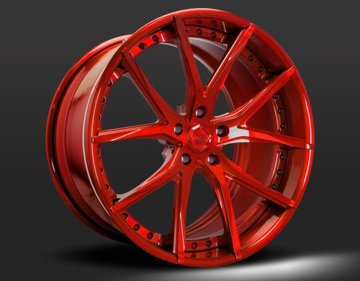 Custom - Gloss Red Finish