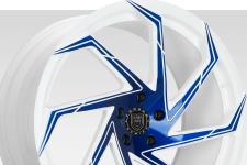 Lexani M-117 with custom finish featuring: