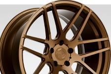 Lexani M-007 with custom finish featuring: