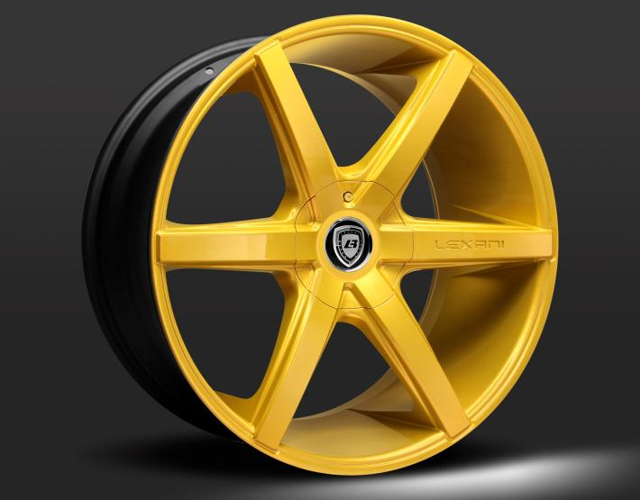 Custom - Full Gold-Yellow