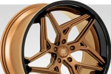 Lexani Spyder with custom finish featuring: