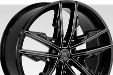 Lexani Venom with custom finish featuring: