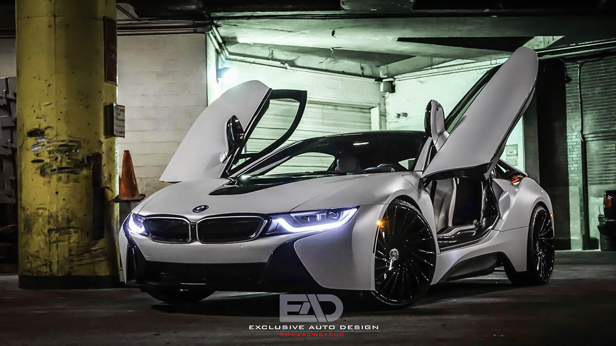 Bmw I8 Wheels Upcoming Cars 2020