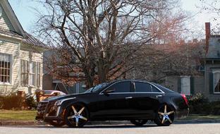 Cadillac CTS on Invictus