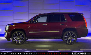Cadillac Escalade on Lust