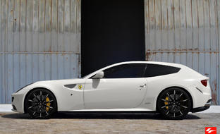 Ferrari FF on LZ-101