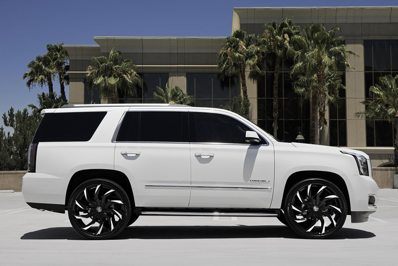 GMC Yukon Denali on Matisse MBT