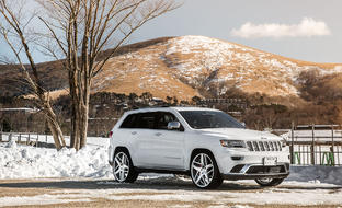 Jeep Grand Cherokee on Bavaria