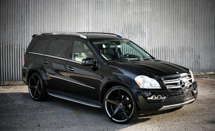Mercedes GL450 on R-Four Custom Finish