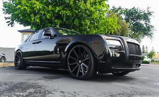 Rolls Royce Ghost on LZ-109