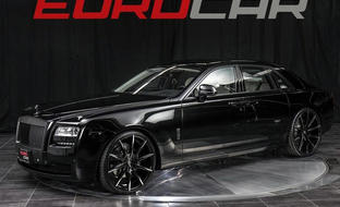 Rolls Royce Ghost on CSS-15