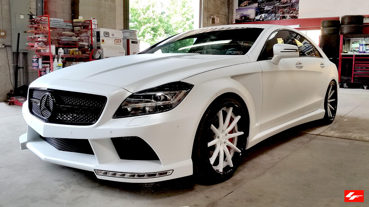 2015 Mercedes S63 on LS-101