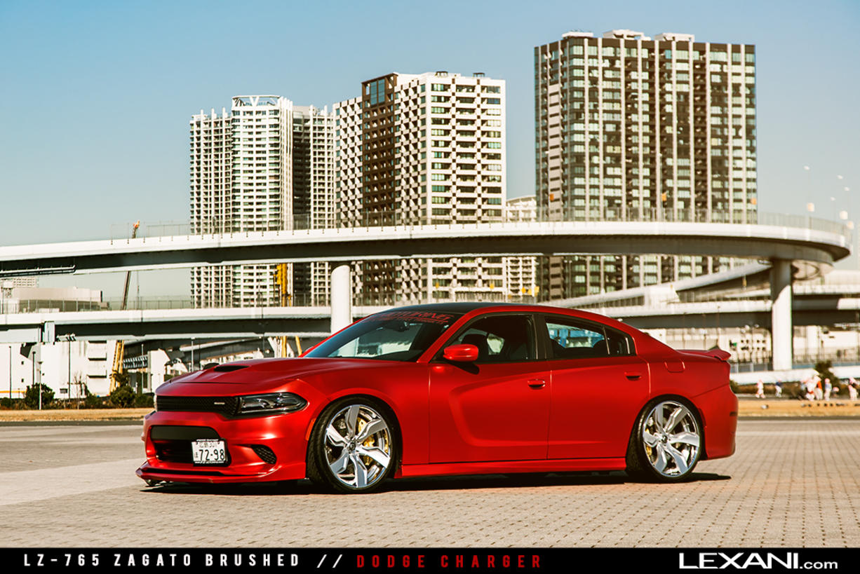 Dodge Charger on LZ-765