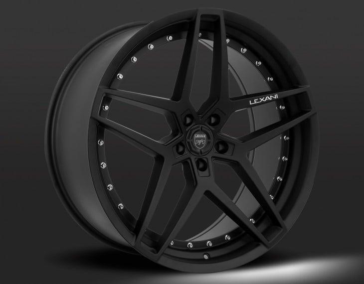 SB - Satin Black
