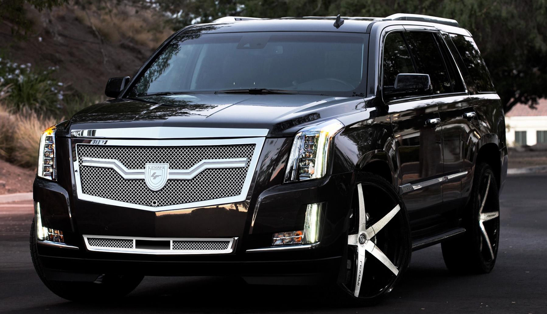 Lexani Custom Luxury Wheels Grille Gallery 2015