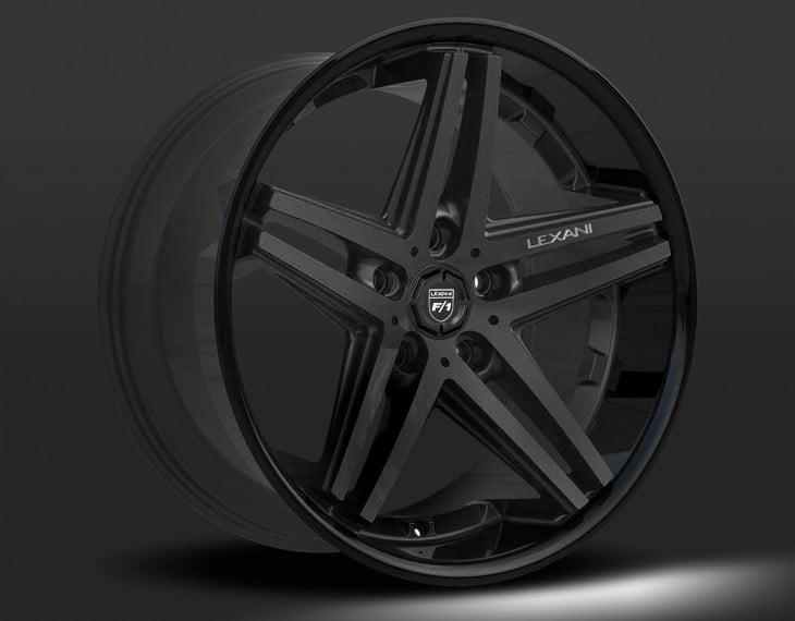 SBGB - Satin Black